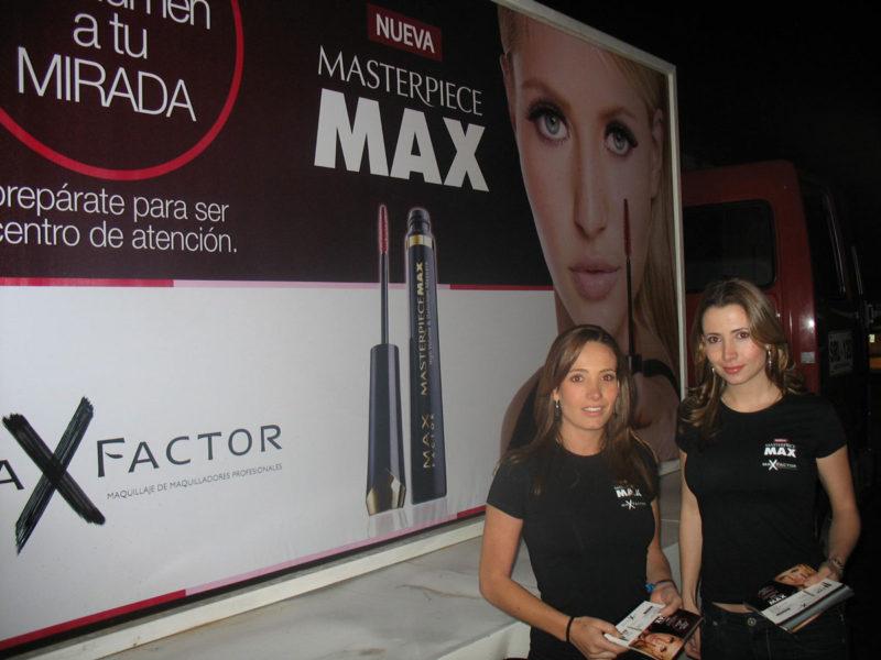 Max Factor – Nueva Masterpiece Max