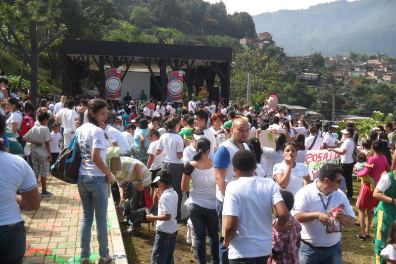 Alcaldía de Medellín – Festival Buen Comienzo
