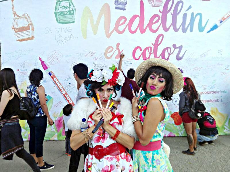 Edding – Feria de las Flores