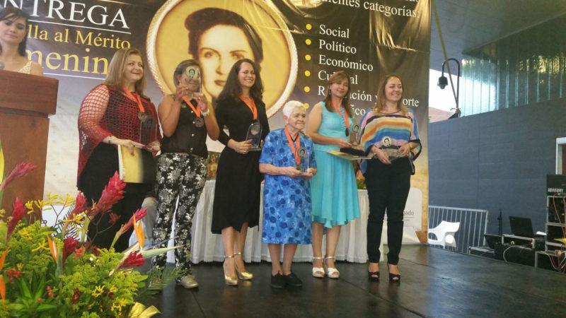 Alcaldía de Envigado – 6ta Medalla al Mérito Débora Arango