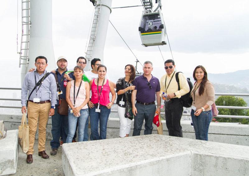 Foro Mundial Urbano – Alcaldesa Carolina Peñalolen visita Medellín